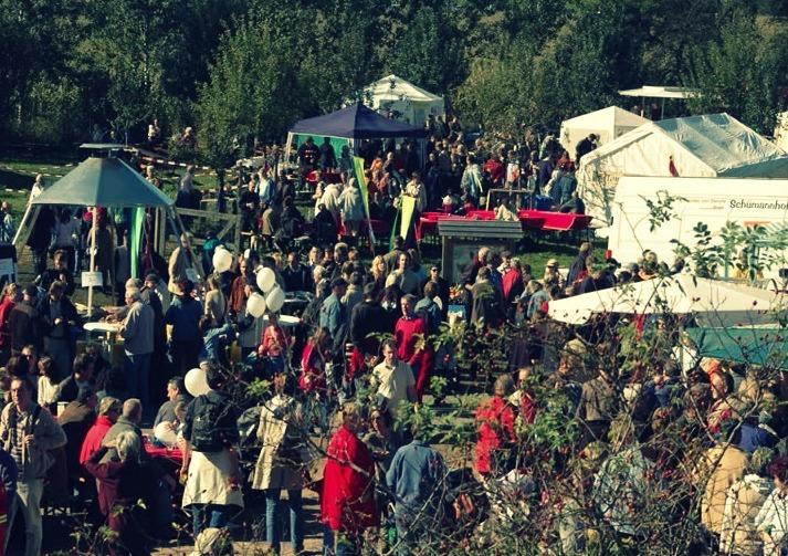Das Streuobstwiesenfest im Elmshorn