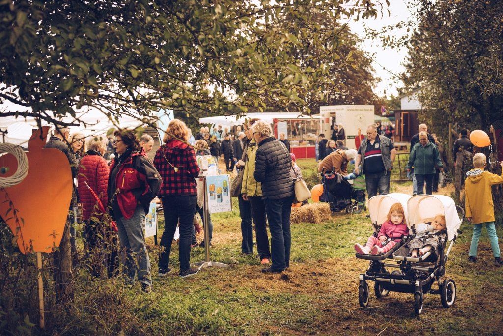 Das Streuobstwiesenfest Elmshorn 2016