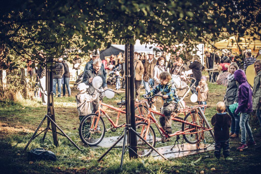 Das Streuobstwiesenfest 2016 in Elmshorn